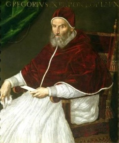 image Pope Gregory XIII