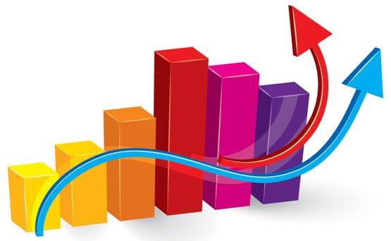 statistics-and-charts-vector5